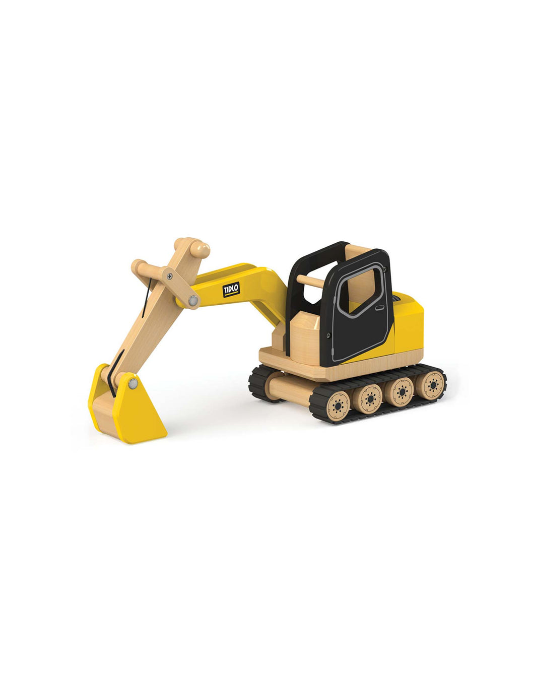 Wooden Digger Toy