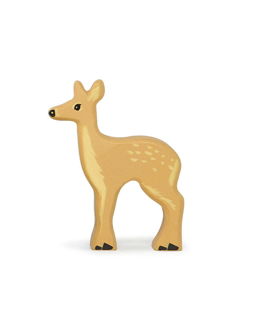 Wooden Woodland Animal - Fallow Deer