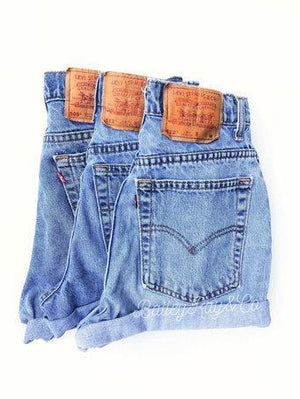 legend denim shorts