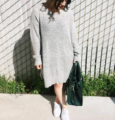 DAISY Sweater dress