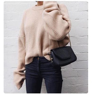 ISABELLE knitted jumper