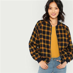 DINAR plaid shirt