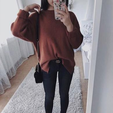 HARRIET oversized sweater