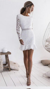 DIANDRA lace dress