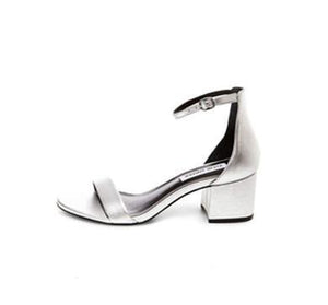 high heels buckle shoes