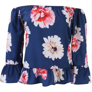 The Flower Clothing Summer