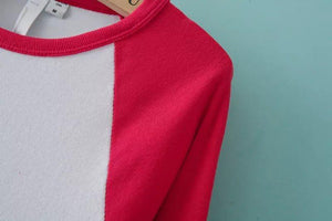 The Classic Raglan sleeve Tops