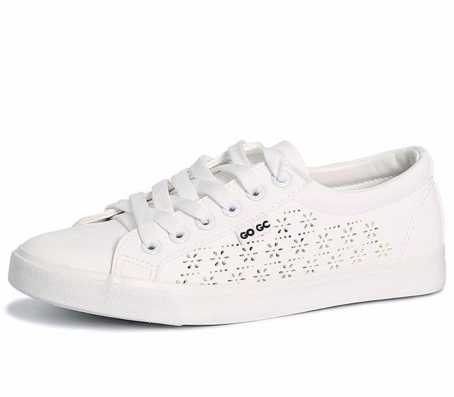 Breathable Summer Flats Shoes