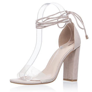 The Wind Sexy Women Super High Heels.