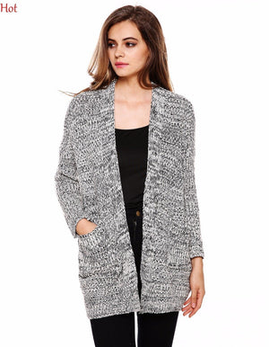 The Knitted Coat Sweater