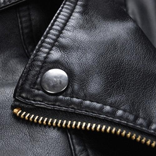 Leather Outwear Cool Jacket