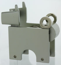 Load image into Gallery viewer, Dog shape Miniature clock Tape Dispenser Holder TAPECUTERYELDOG