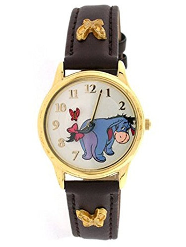 Disney Eeyore Image Rotating Disk Watch