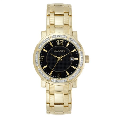 Elgin Men's Textured Dress Watch With Date - FG1998