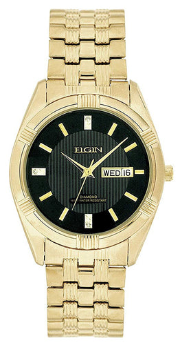 Elgin Men's Casual Expansion Watch - FG268N