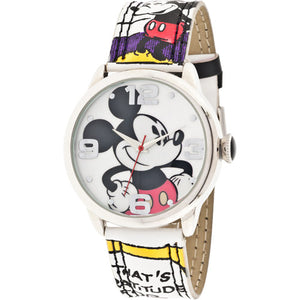 Women's Mickey Mouse Comic Strip Watch