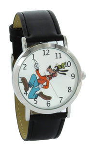 Disney Vintage Style Backward Ticking Goofy Watch - GFY002