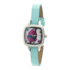DreamWorks Trolls Women's Analog Watch, Interchangeable Straps