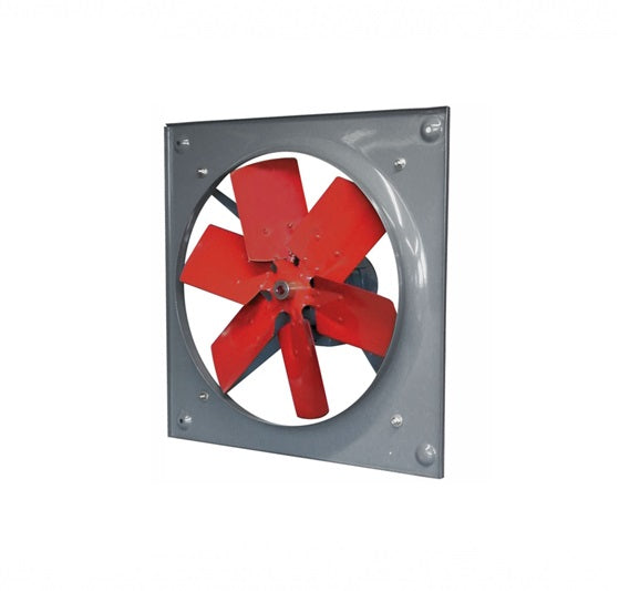 Extractor axial para muro o pared