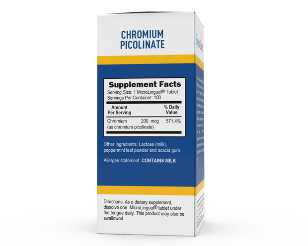 Superior Source Chromium Picolinate 200 mcg