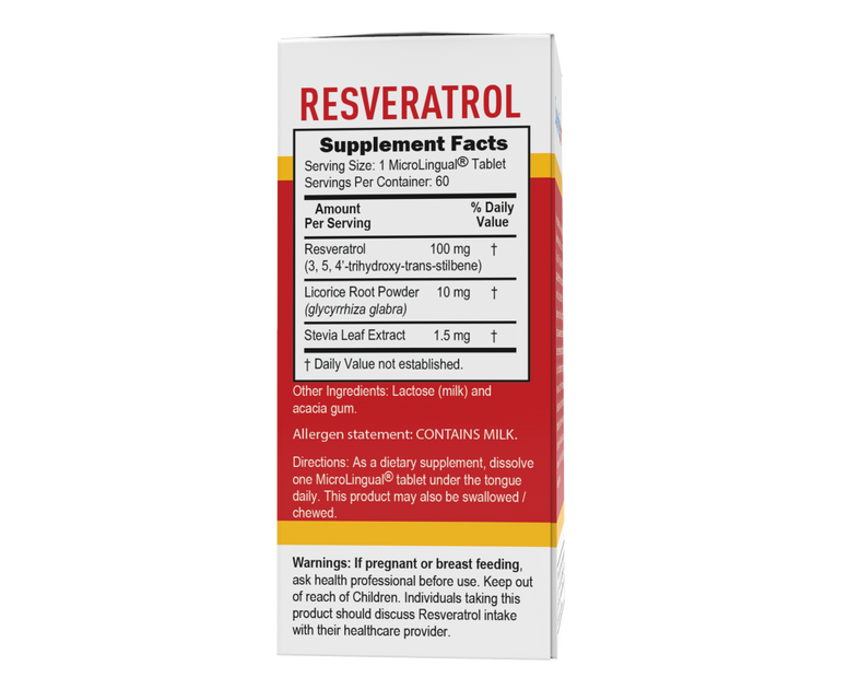 Superior Source Resveratrol 100mg Health Supplement 60ct Cvc4health Cvc4health