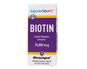 Superior Source Biotin 10,000 mcg