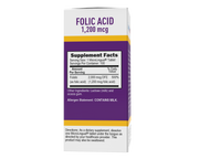 Superior Source Folic Acid 1,200mcg