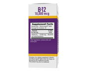 Superior Source NO SHOT Methylcobalamin Extra Strength B-12 10,000 mcg