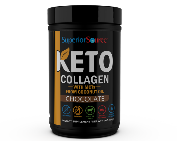Superior Source KETO Collagen