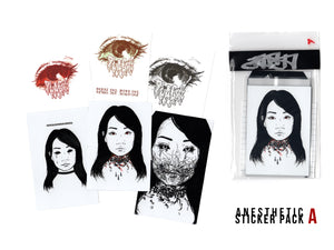anesthetic STICKER PACK