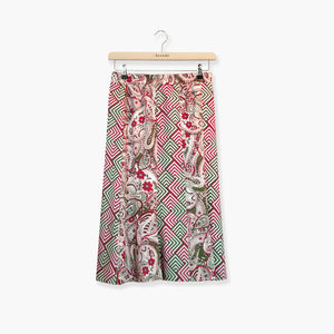 ROK KAKI ACCENT FASHION  (BABYLON 10920/11) - Delaere Womenswear