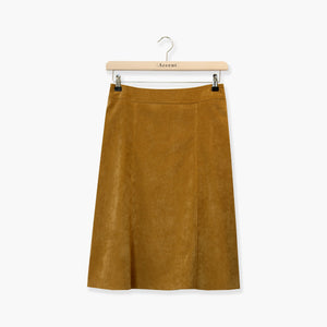 ROK BRUIN ACCENT FASHION  (CEMENT 7219 CARAMEL) - Delaere Womenswear