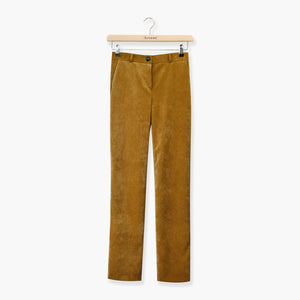 BROEK BRUIN ACCENT FASHION  (HOUSE 7219 CARAMEL) - Delaere Womenswear