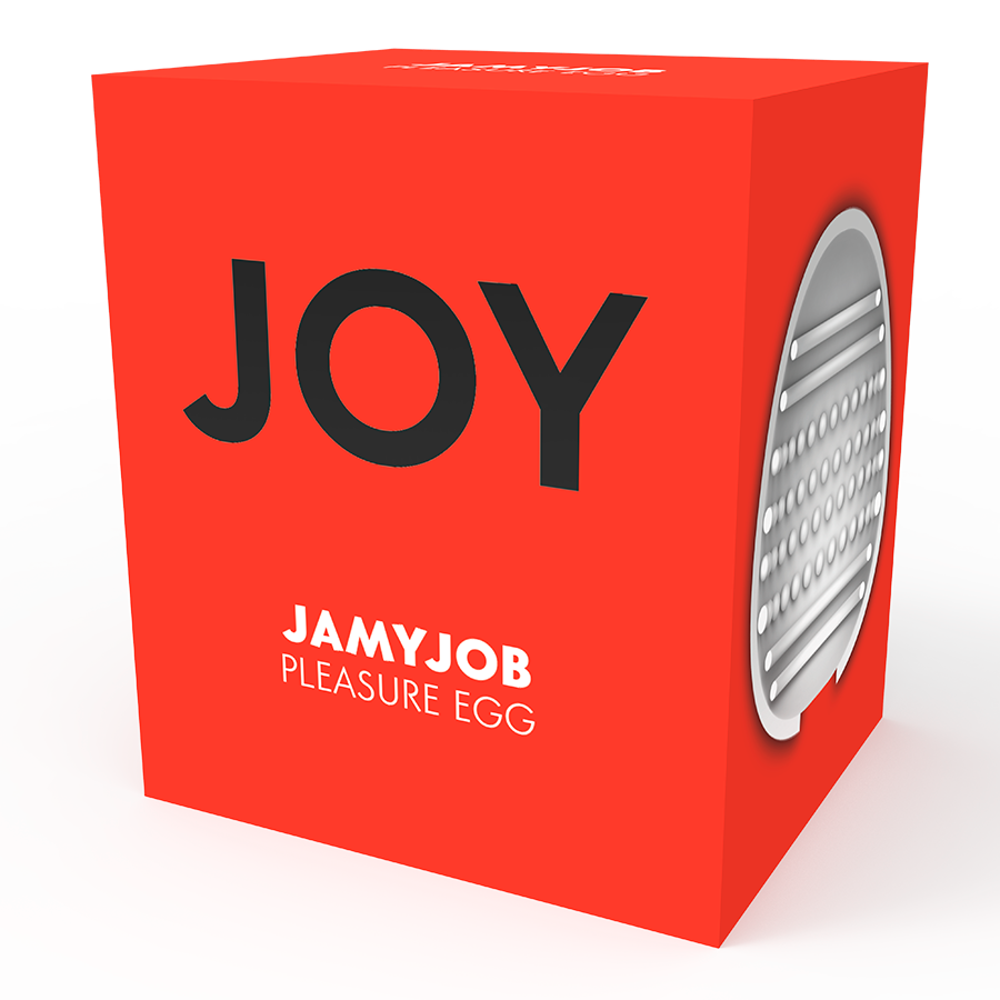 JAMYJOB Oeuf Masturbant JOY RED Edition