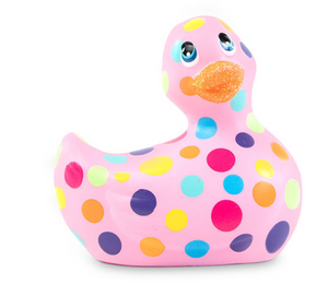 I Rub My Duckie 2.0 - Rose Couleurs