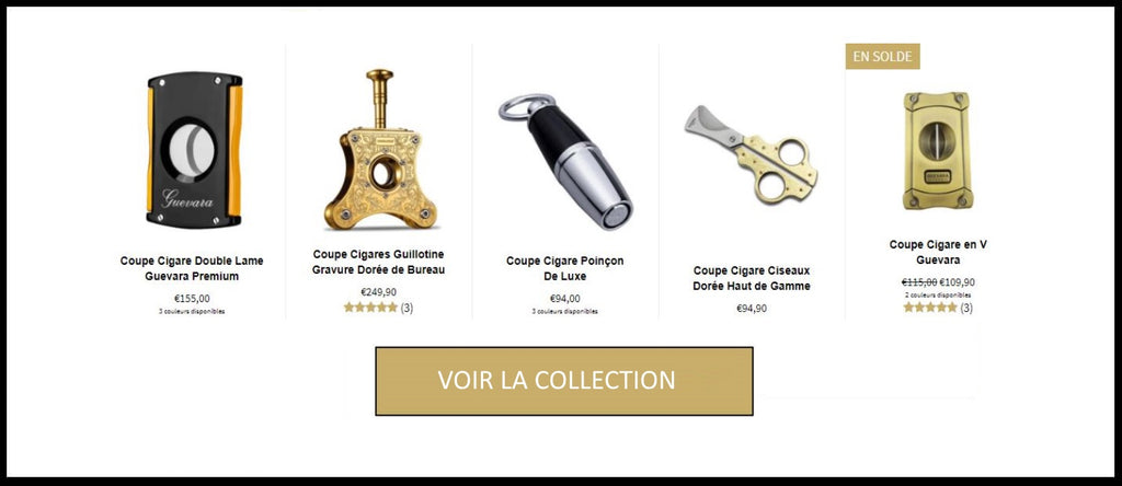 Coupes Cigares