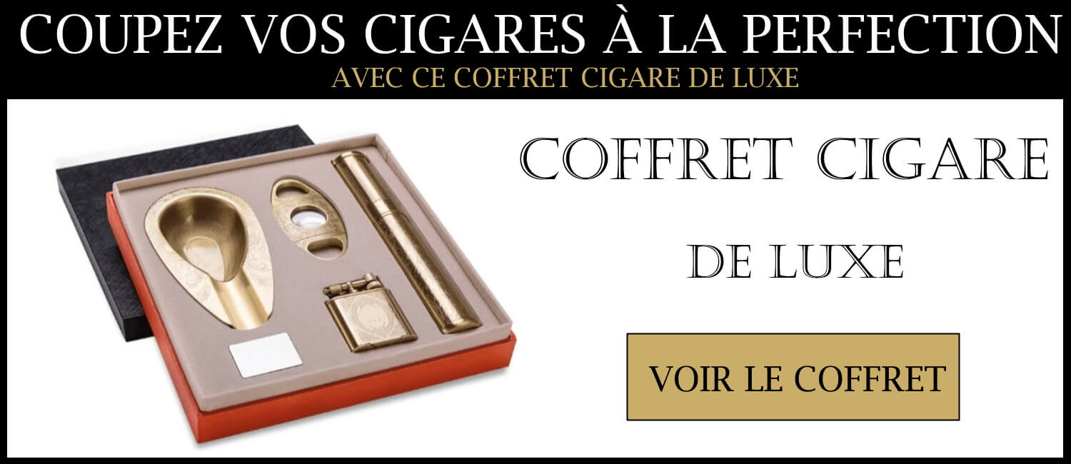 Coffret Cigare