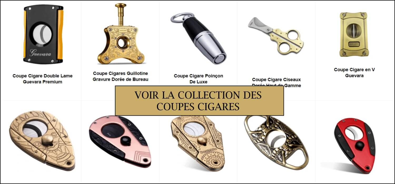 Collection Coupe Cigare