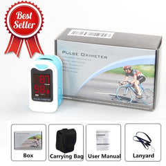 Pulse Oximeter - Fun Tech Gifts