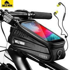 Rainproof Bicycle Phone Case Holder and Storage  Bag Cycling Accessory - Fun Tech Gifts