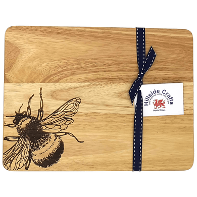 Bee Chopping Board - Hillside Crafts