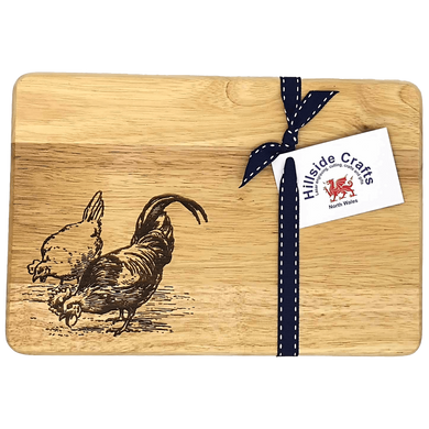 Chicken Chopping Board - Hillside Crafts
