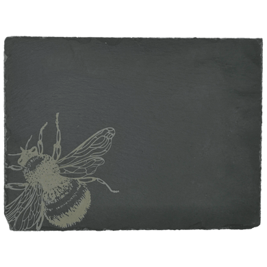 Set of 2 Slate Bee Place Mats