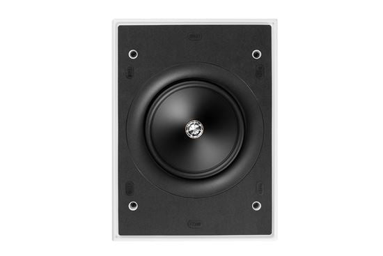 KEF CI160.2CL Ultra Thin Bezel 6.5'' Rectangular In-Wall Speaker. Sold individually