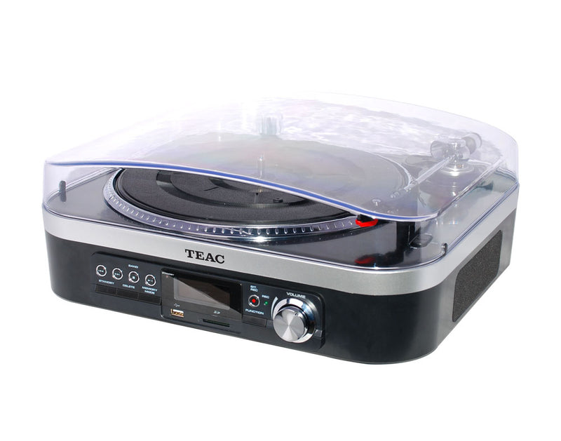 TEAC LPU190 TURNTABLE TUNER AUDIO SYSTEM