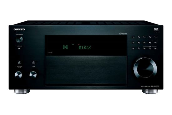 ONKYO PRRZ5100 11.2 Channel Network A/V Controller. Colour Black