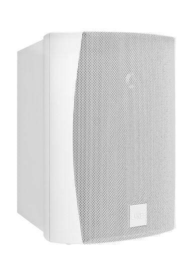 KEF Ventura 4W 4.5'' Weatherproof Outdoor Speaker. 2-Way sealed box. IP65 rated. Colour White. SOLD AS PAIR