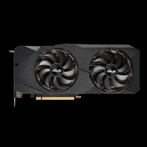 ASUS DUAL-RTX2070S-O8G-EVO DUAL GeForce RTX 2070S SUPER EVO OVERCLOCKED 8GB  GDDR6 PCI-E 3.0 HDMI DISPLAY PORT