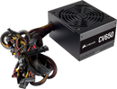 CORSAIR CV650 650W 80 PLUS BRONZE POWER SUPPLY
