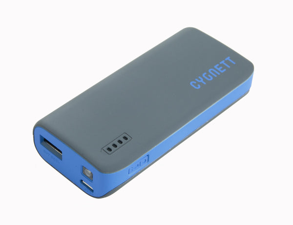 Cygnett Chargeup Sport Powerbank 4400mAh - Grey Blue